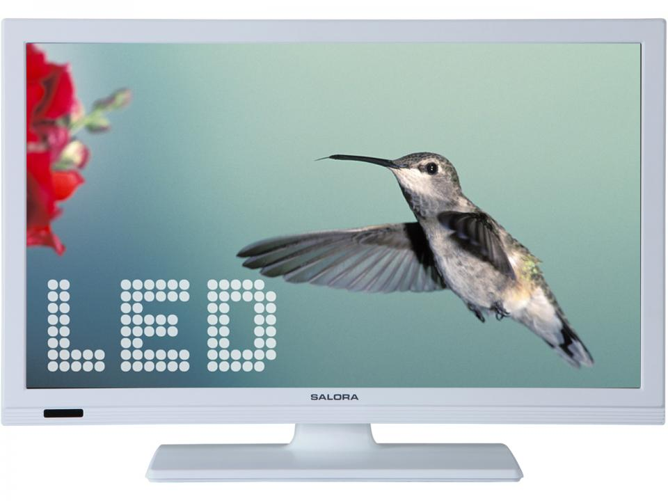 Salora LCD-LED LED<br> TV with Freeview<br>22LED9100WH H