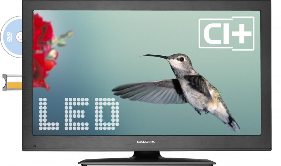 32LED9500BK Salora<br> LCD-LED LED TV<br>with DVD i