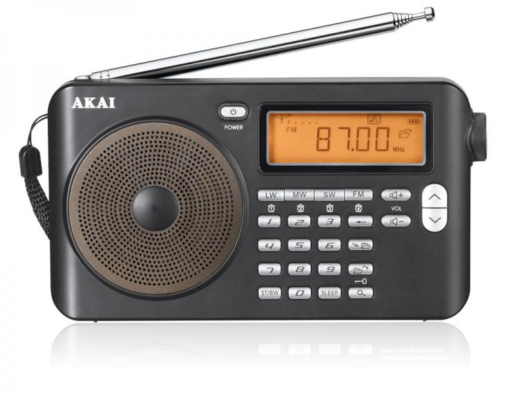 AKAI Portable<br> Radio APW15<br>MULTIBANDA