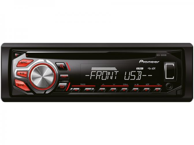 Car Audio and GPS<br> Radio Cd Mp3 With<br>Pioneer DEH-16