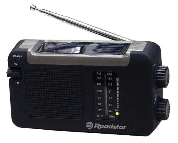 Tragbares Radio<br>Roadstar TRA-500DS