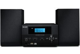 Strings Hi-Fi<br> sound system Sharp<br>X-Micro HiFi