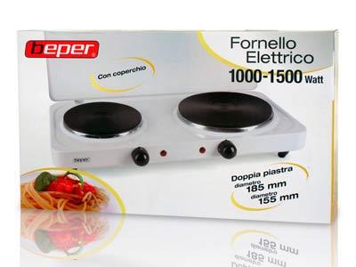 Distribuidor Beper Hornillo Eléctrico